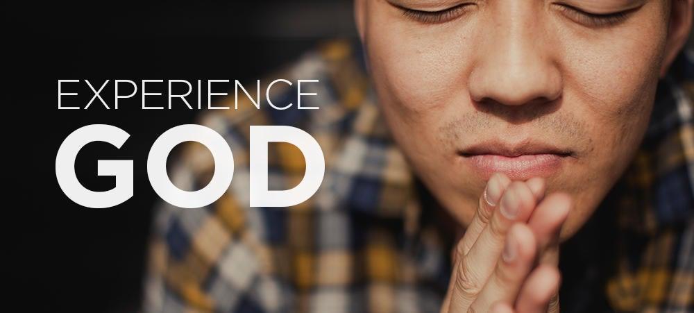 1b Experience God